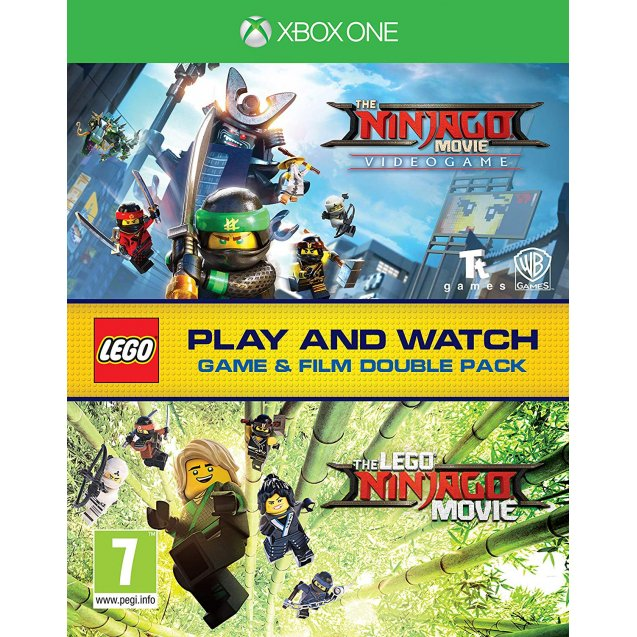 LEGO Ninjago Double Pack Xbox One