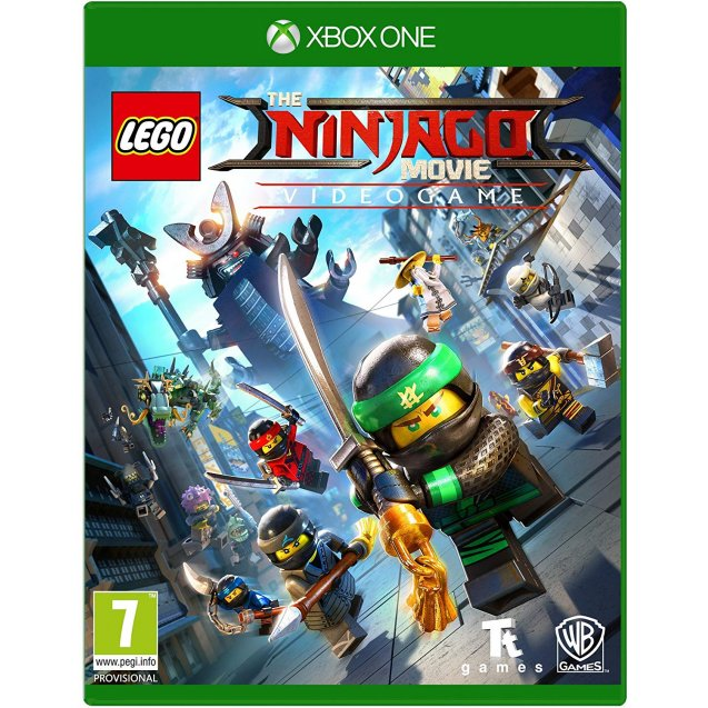 Lego The Ninjago Movie Videogame Xbox One