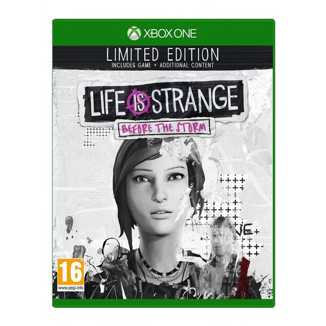 Life is Strange: Before the Storm Limited Edition Xbox One