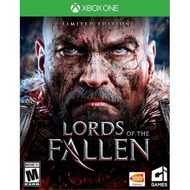Lords of the Fallen Limited Edition Xbox One