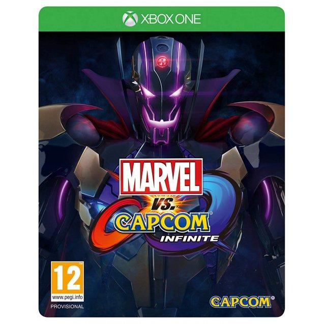 Marvel Vs Capcom Infinite: Deluxe Edition Xbox One