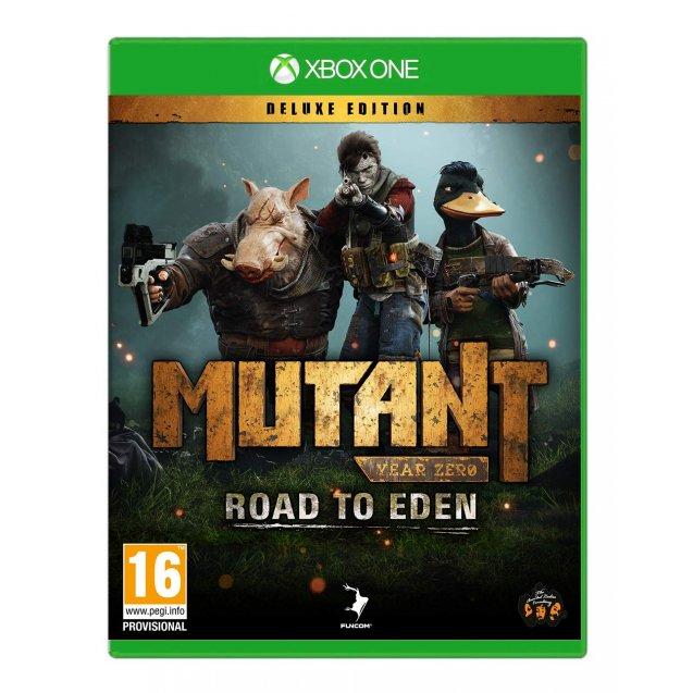 Mutant Year Zero: Road to Eden Xbox One