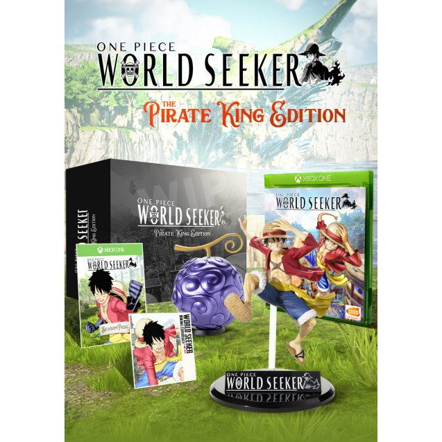 One Piece World Seeker Collector's Edition Xbox One