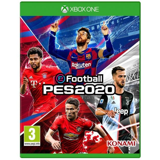 Pro Evolution Soccer 2020 eFootball Xbox One