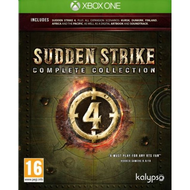 The Sudden Strike 4: Complete Collection Xbox One