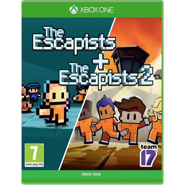 The Escapists + The Escapists 2 Xbox One