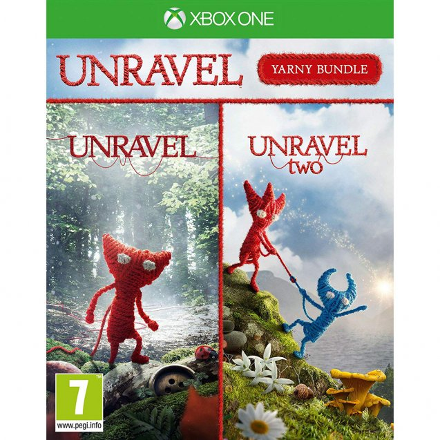 Unreavel Yarny Bundle Xbox One