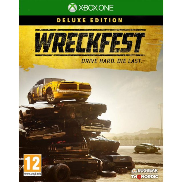 Wreckfest: Deluxe Edition Xbox One