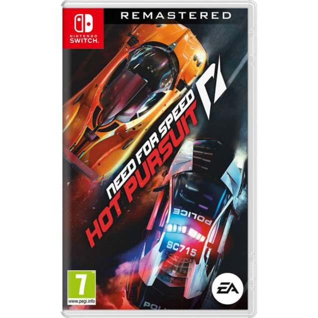 Need For Speed: Hot Pursuit Remastered Nintendo Switch