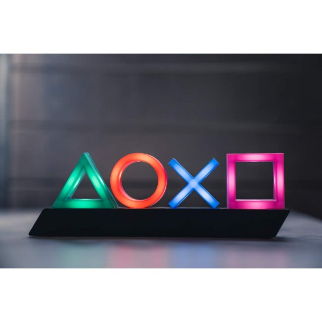 PlayStation PP4140PS Icons Light