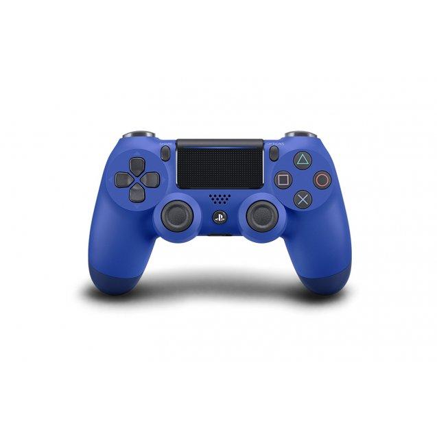 Sony PlayStation DualShock 4 V2 Controller Wave Blue