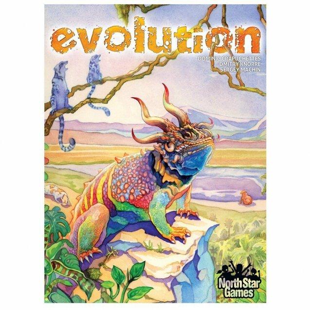 Evolution - New Box Edition Board Game