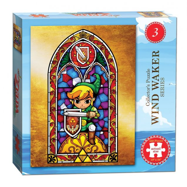 The Legend of Zelda Wind Waker No.3 Puzzle
