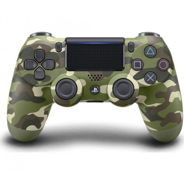 Sony PlayStation DualShock 4 V2 Green CAMO
