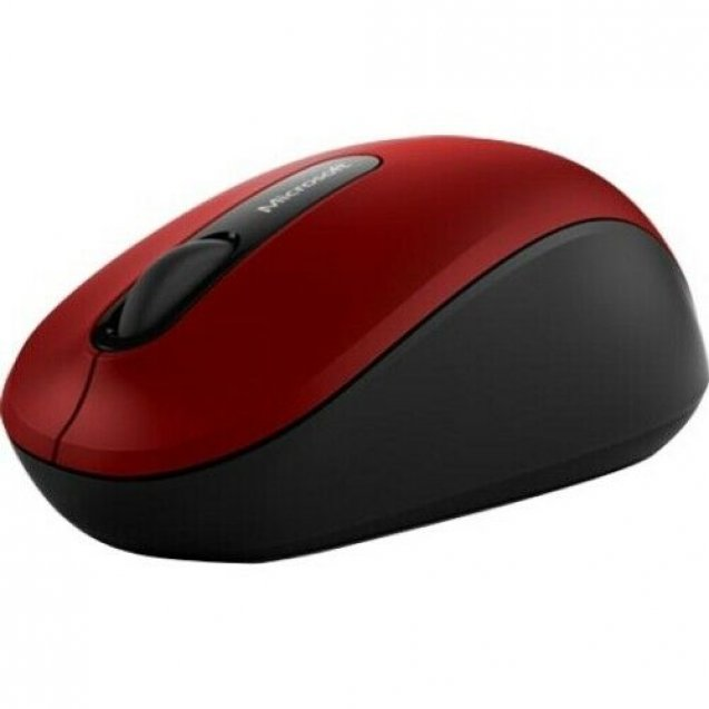MICROSOFT WIRELESS MOUSE 3600 Red