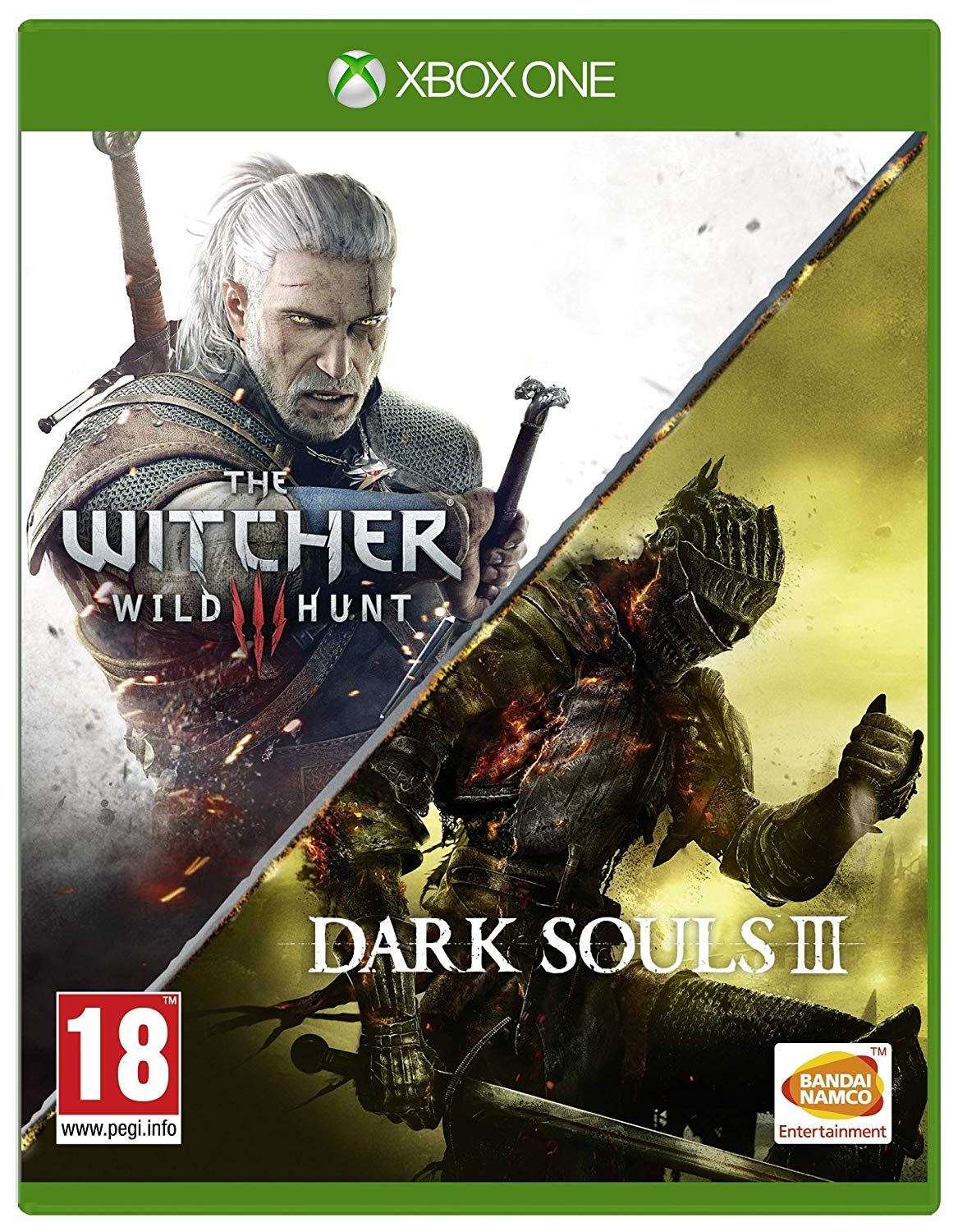 Dark Souls III & The Witcher 3 Wild Hunt Compilation Xbox One